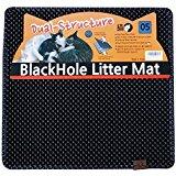 ブラックホール 二重構造 猫の砂取りマット